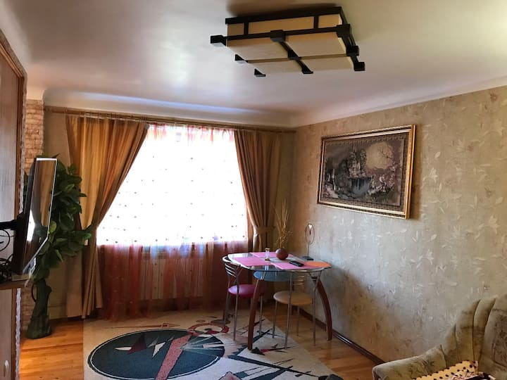 Apartment in historical part of the city center