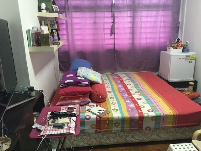 Hougang Common Room for Rent