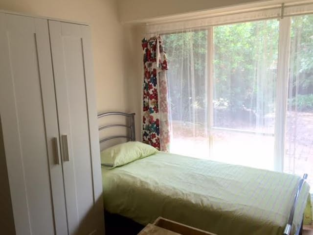 Clean and Comfortable Twin Share for Female Guest - South Plympton