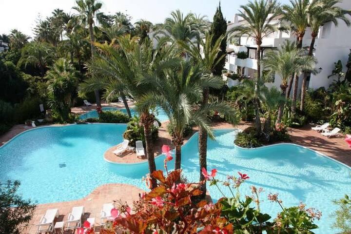 Luxury Andalucian Penthouse @ Puente Romano II