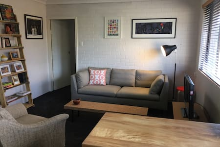 Stylish unit in hip inner north - Lyneham