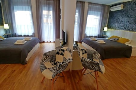 Comfy studio near Delta city - Belgrado - Appartamento