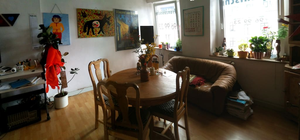 Nette, einfache Wohnung in Brühl - Brühl - Apartamento