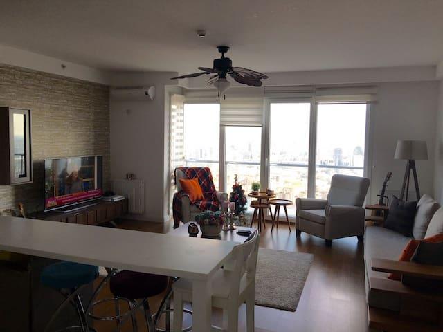 home office - Küçükçekmece - Apartamento