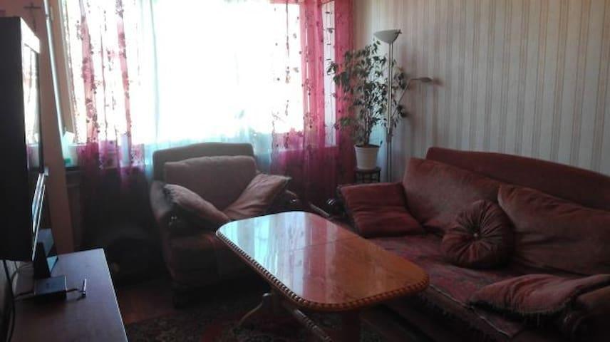 Уютная квартира в городе. - Narva - Apartamento