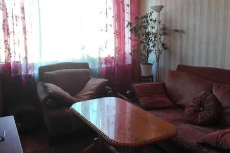 Уютная квартира в городе. - Narva - Appartement