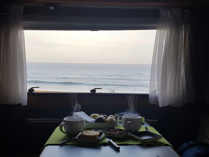 Visit Portugal on a cosy motorhome