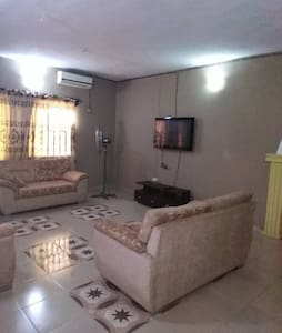 Diaspora flat ## Furnished 3beds in Iperu Remo