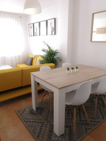 Apartamento LAS HUELLAS