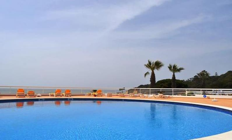 Apartamento Praia da Oura (502) Vista Mar