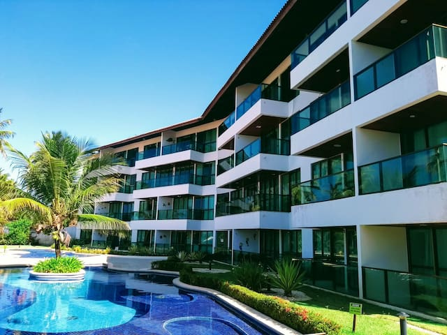 Tamandaré Holiday Flat - Beira-Mar (Flat 206)