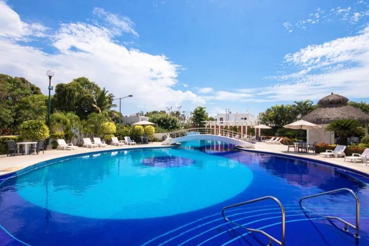 Tu casa de vacaciones en Villa las Moras