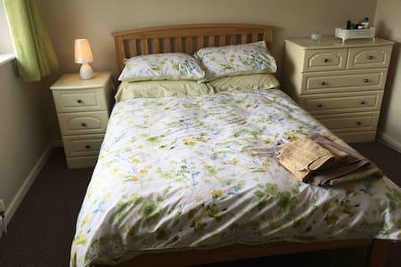 Comfortable cosy home in Shrewsbury.