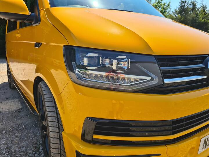 Enrique - VW T6 Campervan