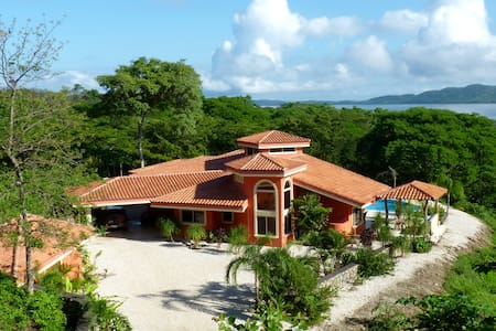Spectacular View of the Gulf from Luxury Villa! - Paquera - Vila