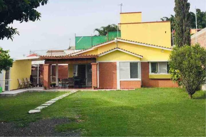 Casa Orquídea Burgos