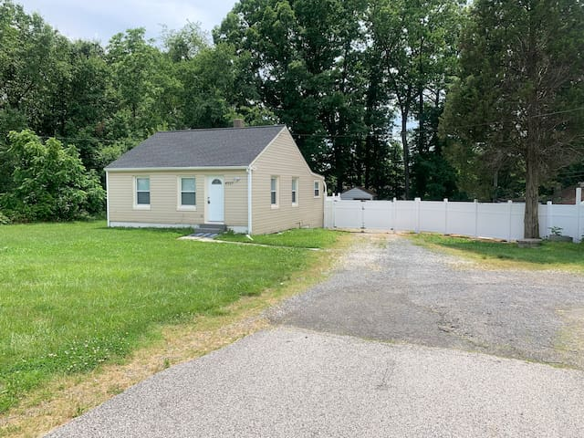 Private single family stand alone Home
