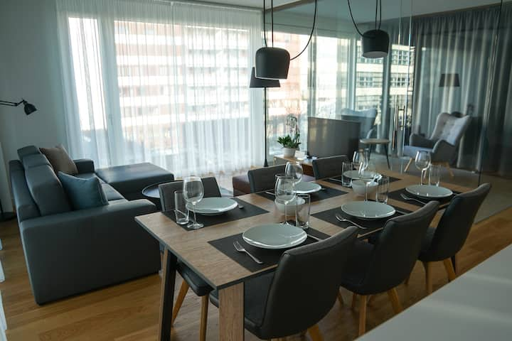 Zug Downtown Apartments - Superior No 50.4.4