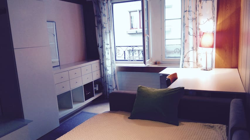 Cozy Simple Room in Baden Altstadt