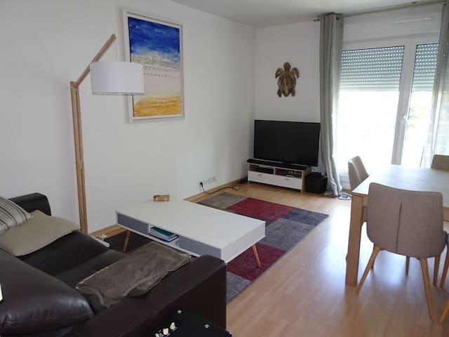 Bel appartement dans un écrin de verdure - Châtenay-Malabry - Apartment