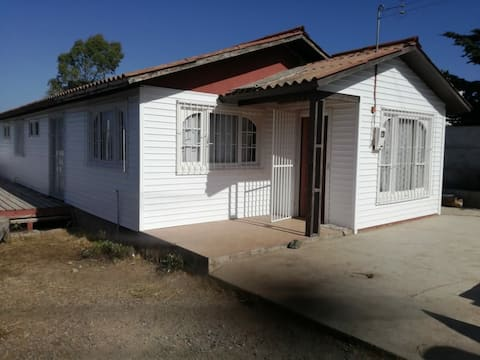 Casa en Guanaqueros para 10 personas