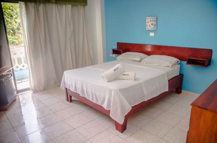 Hotel Azzurra - 1  Doble Bed (Breakfast)