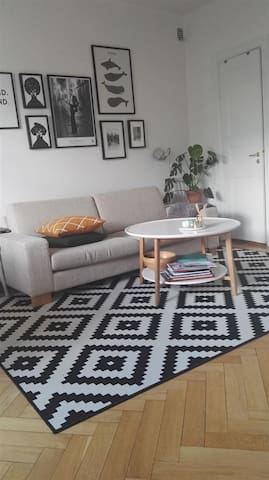 Nice apartment at cozy Södermalm