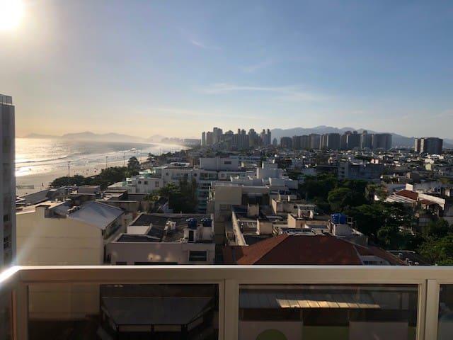 Deslumbrante a Vista para o Mar