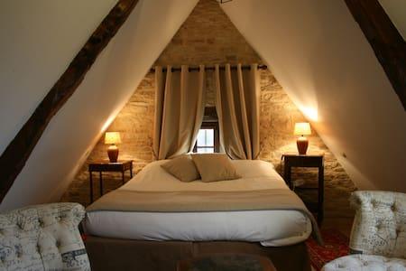 """Chambre """"Roucoule"""" - Crépon"""