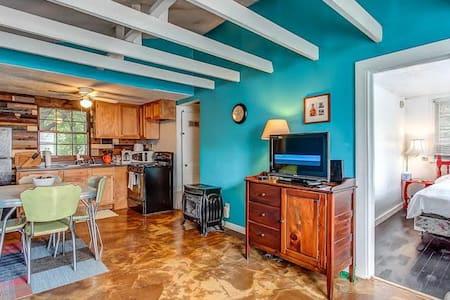 Charming East Nashville 2-Bedroom Cottage - 那什維爾 - 公寓