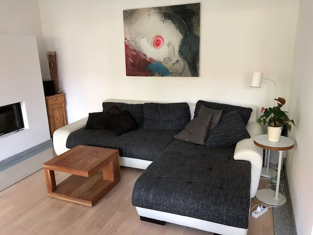 Beautiful spacious apartment rented for 2 months