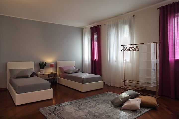 Camera Giotto | Villa Tiziano Residence