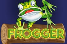 The high score on Frogger is just over 15,000 points, into the 5th level but short of the first frog getting across the street. :)