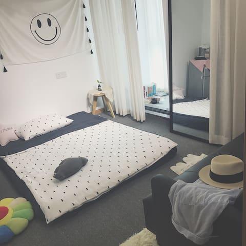 OV Studio【光谷/金融港/loft/套房】