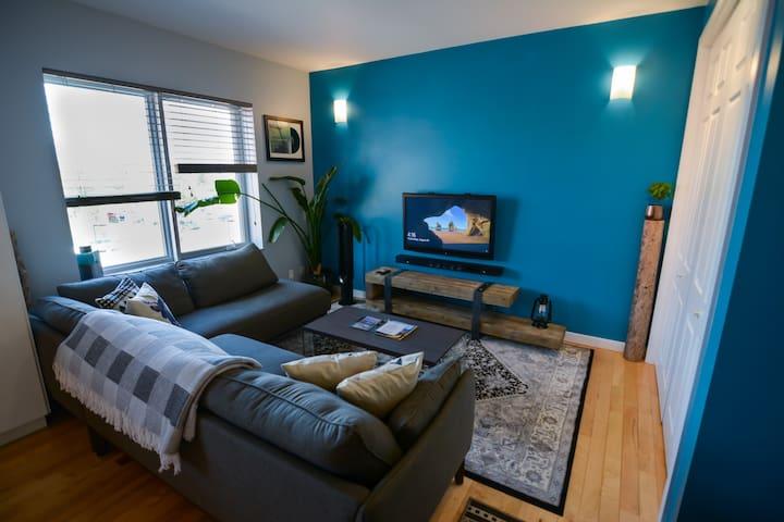Downtown Yukon Apartment