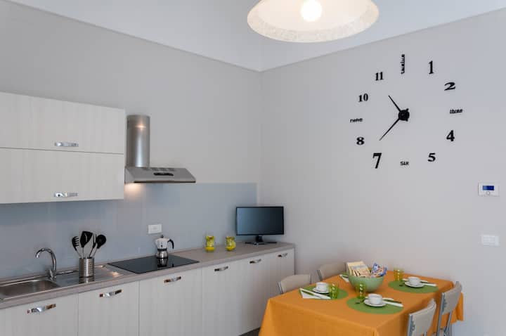 Apartment for 4 people in Monopoli's centre