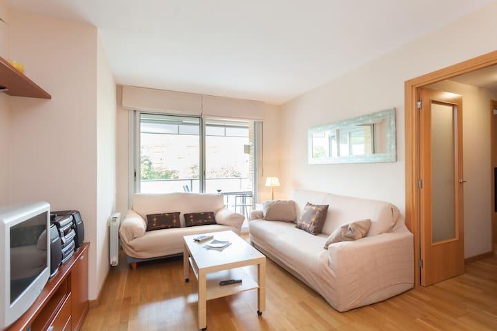 Apartamento zona tranquila en casco urbano - Tossa de Mar - Apartament