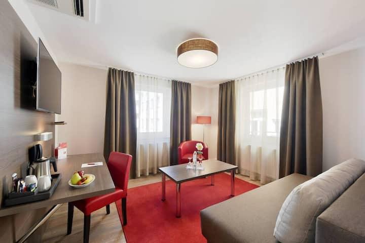Gemütliches 4-Zimmer-Apartment in top City Lage