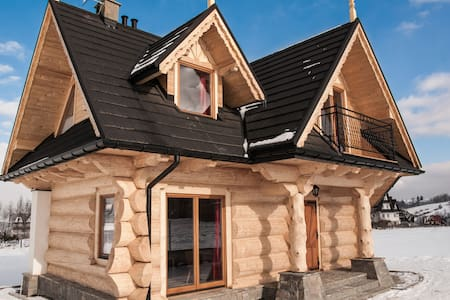 Cottages Ze Hej - Zakopane - Alpehytte