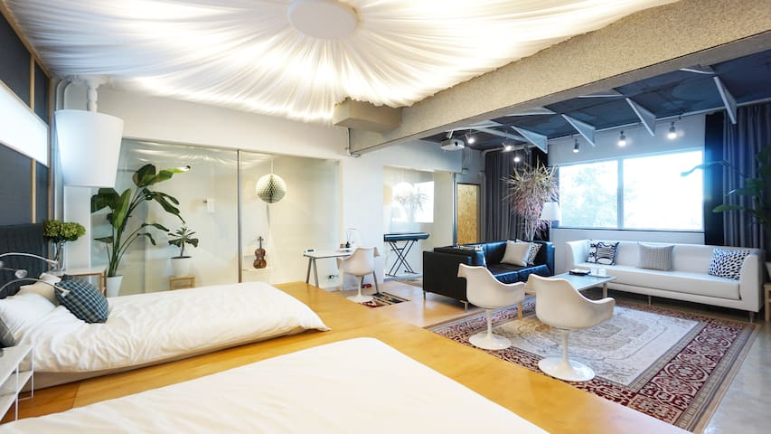 Itaewon 2BED (4 PERSONS) LUX HOUSE