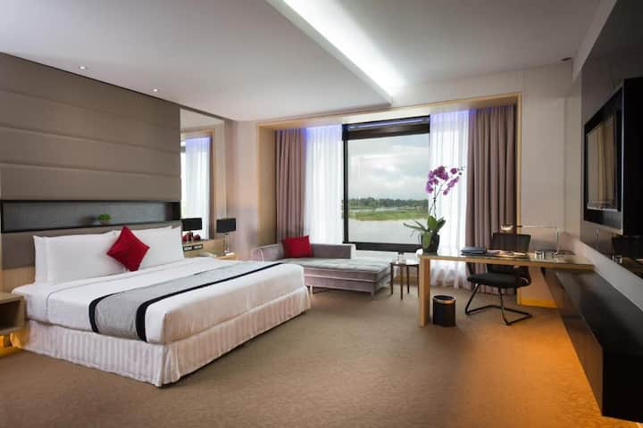 Satisfying Room Deluxe At Pekan