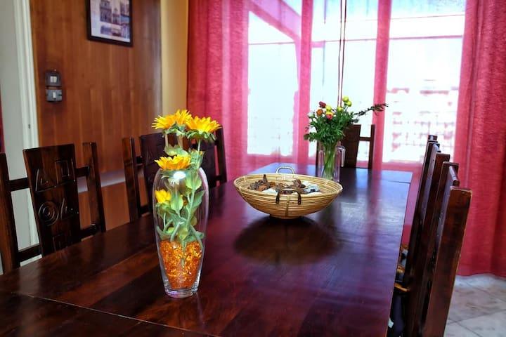 Sala da pranzo/ Living room