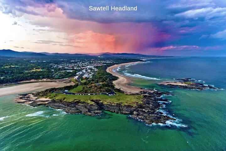 Sawtell Headland