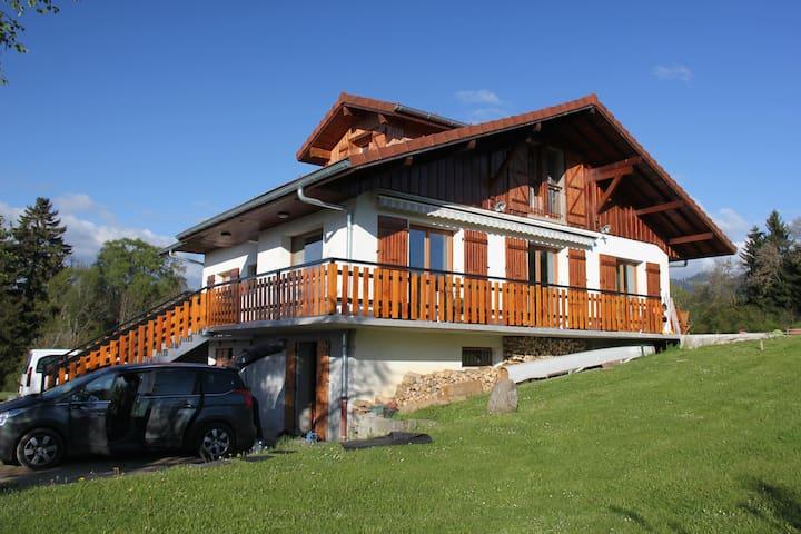 maison hameau du maravant - Saint-Paul-en-Chablais - Casa