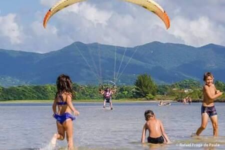 Praia da Vila - Varandão Panorâmico - Casa