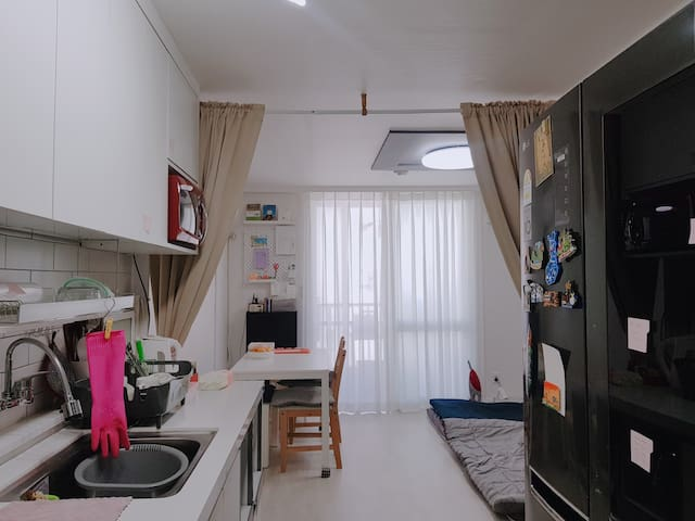 [Real Home Experience] Your clean&cozy agit 친구네집