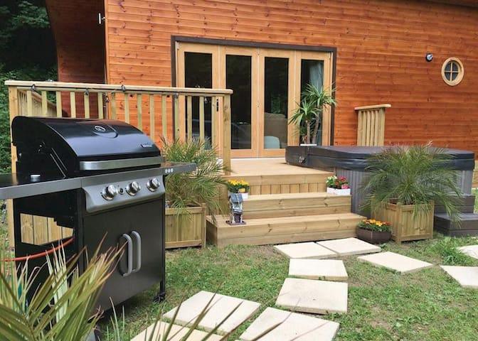 Lodge 7 At Herons & Quail Lake Retreat