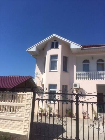 Дом в Олимп.Парке на ул.Ружейная