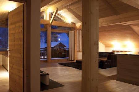 Ski - Penthouse 100 m2 - - Morgins