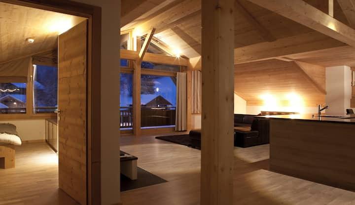 Ski - Penthouse 100 m2 -